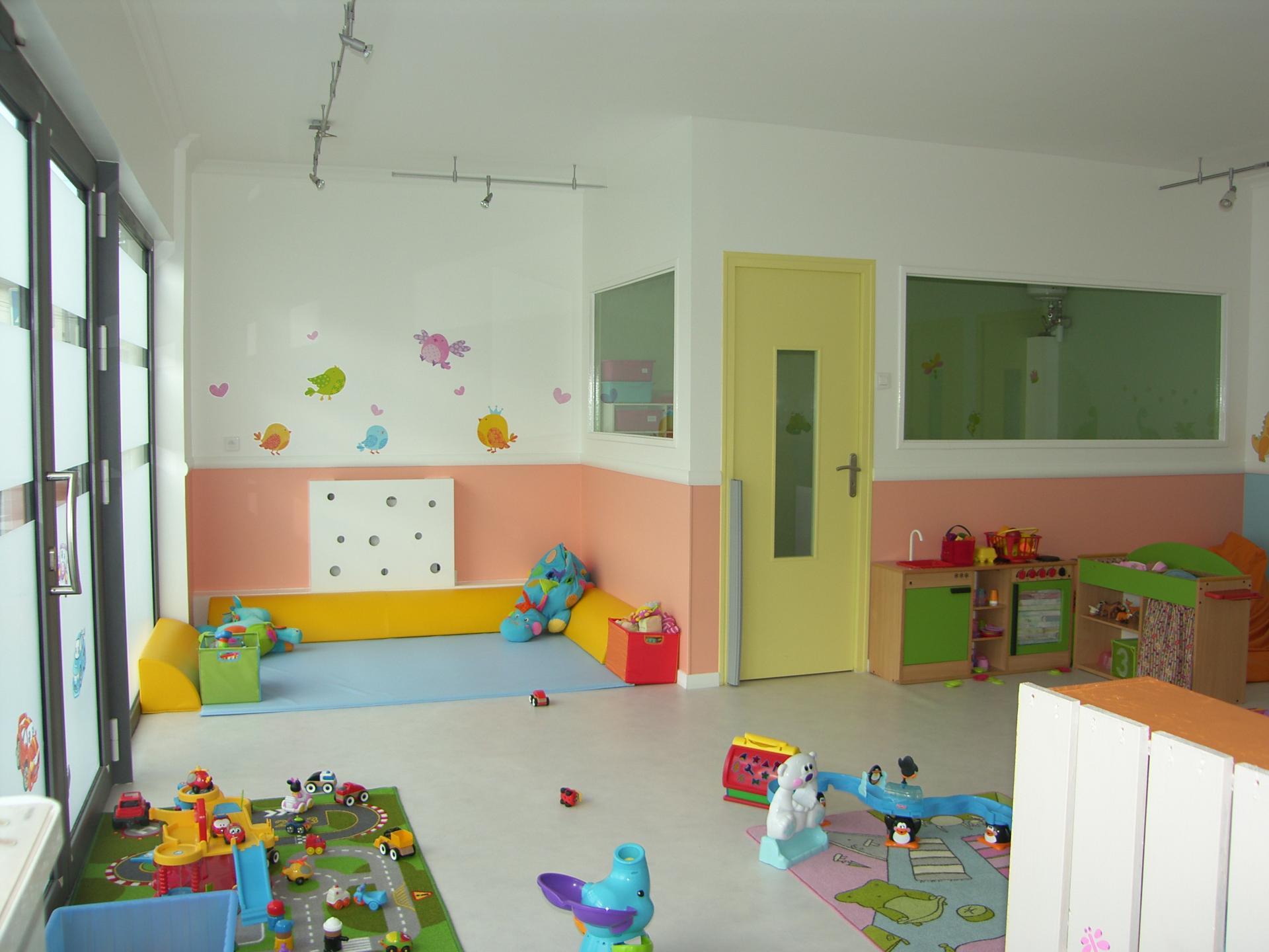 La salle de Vie