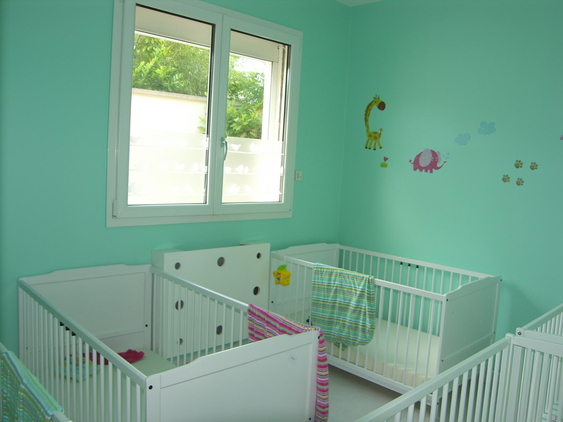 La chambres des touts petits